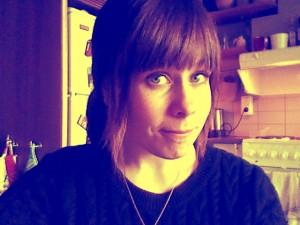 Såhär förnuftig ser jag ut idag.